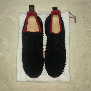 Christian Louboutin Shoes - Men's Spike Sock Christian Louboutin Sneakers